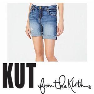Kut from the Kloth ~ Catherine Boyfriend Shorts